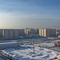 Город :: Василий Аникеев