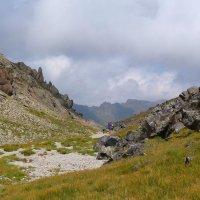 Лучше гор могут быть только горы... :: Vladimir 070549
