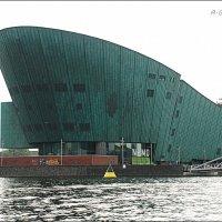Музей НЕМО в Амстердаме. :: Anna Gornostayeva