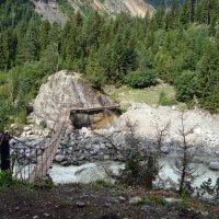 Переправа в горах :: Ольга