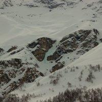 Замерший водопад :: Олег Петрушин