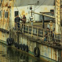 Рыбаки :: Игорь Вишняков