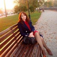 Осенняя прогулка :: Татьяна Занько