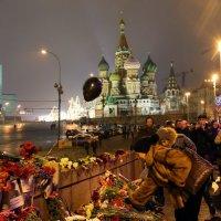 Москворецкий мост :: Михаил Бибичков