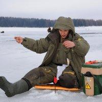 Первый улов :: Андрей Куприянов