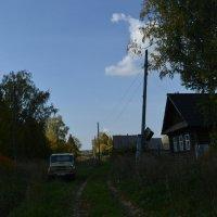 Умирающая деревня :: Дмитрий Стрельников