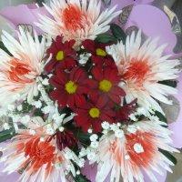 Дарите женщинам цветы! :: Валюша Черкасова