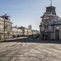 Kremlin Street :: Ольга Ионова