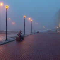 Туманное утро :: Юрий