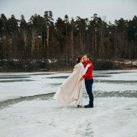 Оля и Дима :: Ольга Колодкина