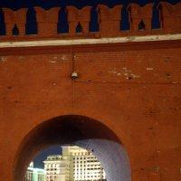 одиночество большого города :: Олег Лукьянов