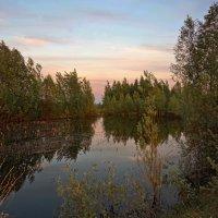 Розовый вечер :: Владимир Макаров
