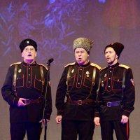 Казаки из Луганской республики :: Viktor Pjankov