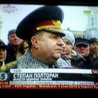 Министр обороны :: Миша Любчик