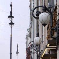 Фонари-фонарики... :: Марина Харченкова