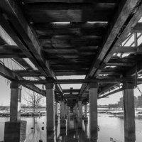 старый мост :: Константин Нестеров
