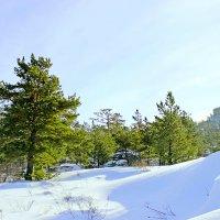 Снежный Баян-Аул :: TATYANA PODYMA