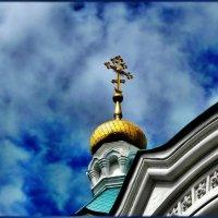Купол золотой... :: Ольга Голубева