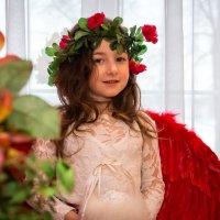 Свадебный ангелок :: Светлана Мокрецова