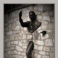 «Человек, проходящий сквозь стену». :: Тамара Бучарская