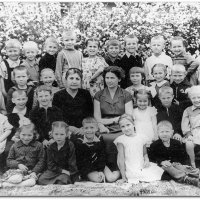 Детский сад 50-х :: Tata Wolf