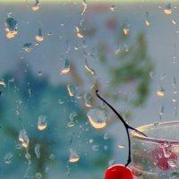 Этюд.И плакал дождь........ :: Павлова Татьяна Павлова