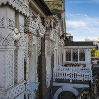 старые улочки загорска :: юрий макаров