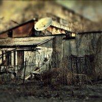 Странный домик :: Eugene Kurenko