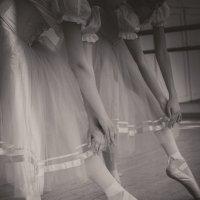 Балерины :: Антон Ганигин