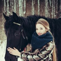 Алина и Сайхо :: Inna Frolova