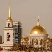 Храм  в Екатеринбурге :: Иван Замечательная