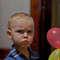 Я очень зол... :: Александр Бойко
