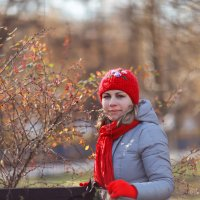 осень :: Мария Корнилова