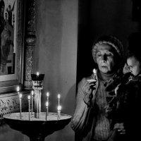 Первая свеча (вариант 2) :: Илья Шипилов