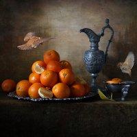 Апельсины для незваных гостей :: Карачкова Татьяна
