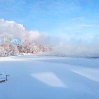 Зимняя река :: Анатолий 71