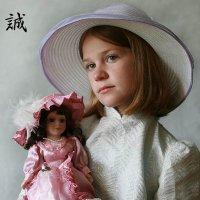С куклой :: Наталья S