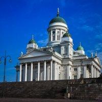 Финляндия, Хельсинки, Кафедральный собор. :: Алексей Кошелев
