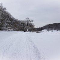 снега-снега :: Анна -