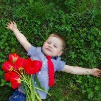Привет, Весна!!! :: Юлия Роденко