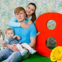 с 8 марта :: Алина Тимурова