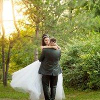 Свадебная прогулка :: Елена Маркина