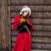 "Фотопроект ""Русская Деревня"". :: Александр Лейкум"