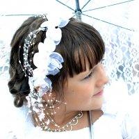 Невеста с зонтиком :: Игорь Арляпов