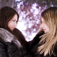 Зимняя прогулка :: Кристина Бессонова