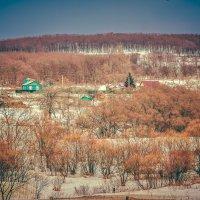 Заброшенная деревушка. :: Inna Sherstobitova