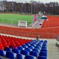 стадион :: юрий иванов