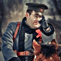 Красный командир :: Владимир Салапонов