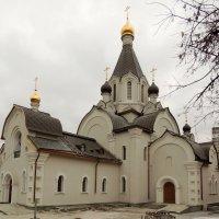 Церковь Кирилла и Мефодия в Дубровке :: Александр Качалин
