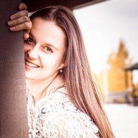 улыбка :: Юлия Рязанцева
